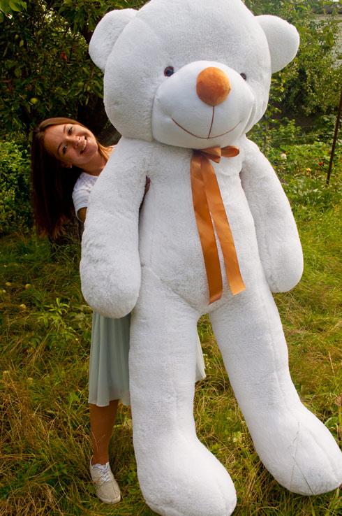 Белый мишка 2 метра