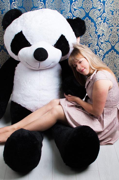 Панда 2 метра