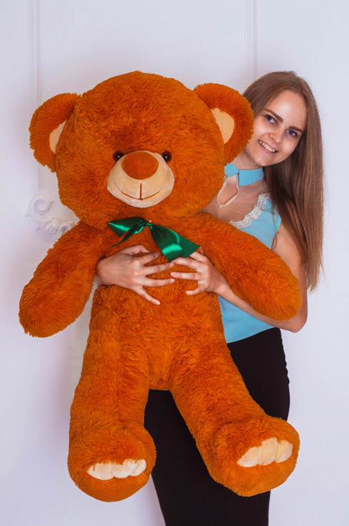 Игрушка медведь Тесси